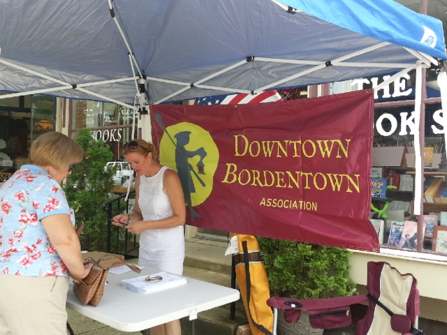 Lots of events happen every month in Bordentown City