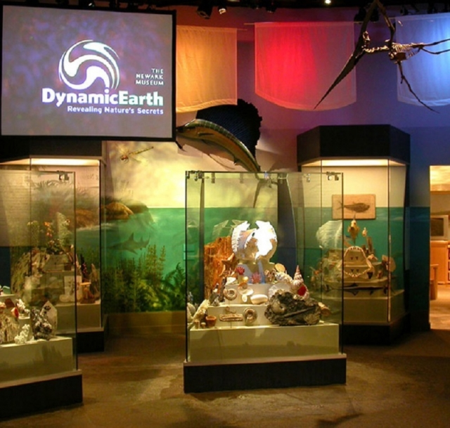 Dynamic Earth: Revealing Nature's Secrets