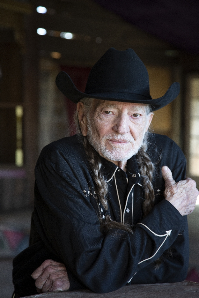 Willie Nelson (Photo Credit: Pamela Springsteen)
