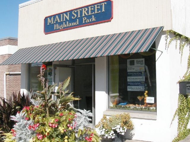Main Street Highland Park office at 421 Raritan.