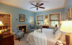 Letitia's Suite at Woolverton Inn in Stockton, NJ