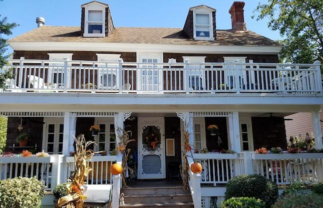 Highland House in West Cape May