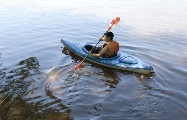 Kayaking in New Jersey