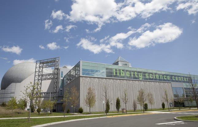 Liberty Science Center in New Jersey
