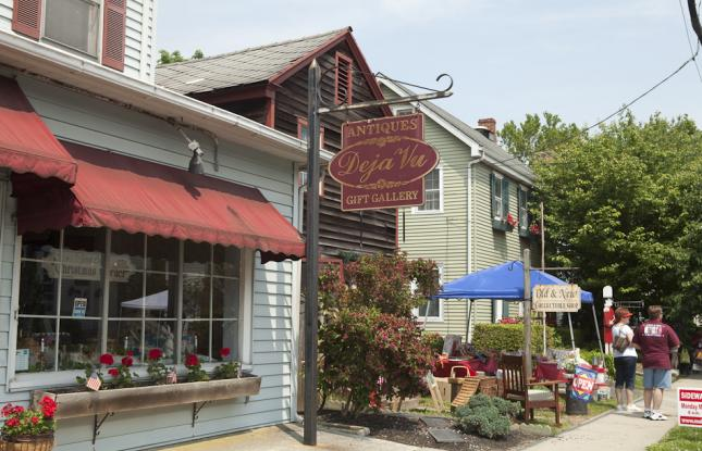 Antique Hunting In New Jersey