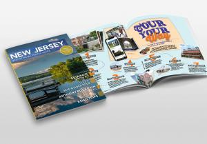NJ 2021 Travel Guide Spread