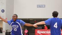 Special Olympics of New Jersey Basketball Finals