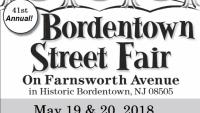 41st Annual Bordentown Street Fair