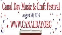 Canal Day Music & Craft Festival
