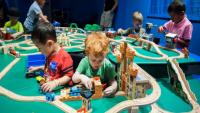 Thomas and Friends: Explore the Rails! Exhibition