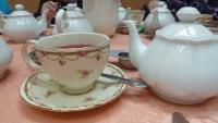 Lambert Castle Victorian Tea