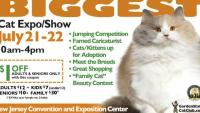 Garden State Cat Club Show & Expo
