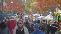 Woodland Park Memorial Day Street Fair