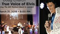 Doug Church--The True Voice of Elvis featuring the Bill Matlack Band