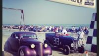 The Race of Gentlemen Vintage Car & Motorcycle Beach Drag Races