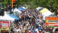 Cranford Street Fair and Craft Show