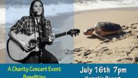 Allie Colleen Benefit Concert for Sea Turtle Recovery