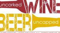 5th Annual Uncorked & Uncapped: Wine, Beer, and Food Fest