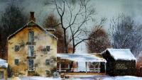 Artist David John Rush Exhibit