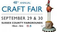 48th Annual Peters Valley Craft Fair