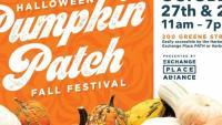 Halloween Pumpkin Patch & Fall Festival