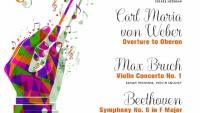 Bloomfield Symphony Orchestra Presents Beethoven, Bruch and Weber