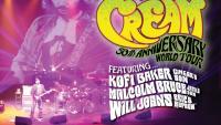 The Music of Cream: 50th Anniversary Tour