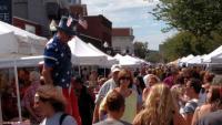 Red Bank Street Fair & Craft Show