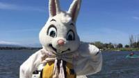 Songs & Tea with the Easter Bunny