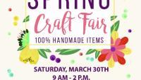 4th Annual Spring Craft Fair