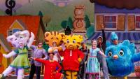Daniel Tiger's Neighborhood Live! King For A Day!
