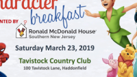 Childrens Character Breakfast - Ronald McDonald House Southern New Jersey
