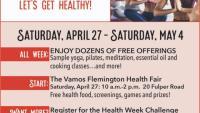 Vamos Flemington Health Fair