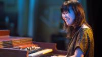 Jazz In The Garden:  Akiko Tsurga