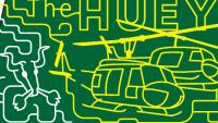 Huey Helicopter Corn Maze