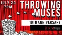 Throwing Muses 10th Anniversary staged reading
