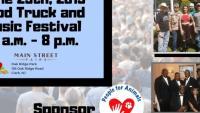 Oak Ridge Park Food Truck and Music Festival