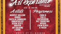 Big Camp Presents: The Art Experience Hosted By Scotty Too Fly & Tori Indeed