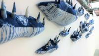 JJ Emerging Artists Series presents Kate Eggleston, Fiber/Sculpture
