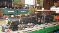 The 17th Annual  Antique Toy Train Show