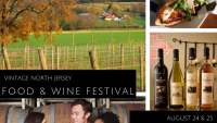 Vintage North Jersey Food & Wine Festival