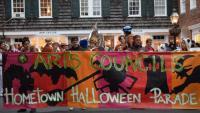 Hometown Halloween Parade