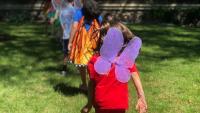 Childrens High-Energy Dance and Educational Panels at Berkeley Heights Vegan Fest 2019