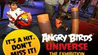 Angry Birds Universe Exhibit