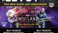 Lotus Land - The American Rush Tribute
