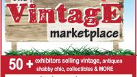 Vintage Marketplace and Arts & Crafts Section