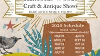 Rancocas Woods Monthly Craft & Antique Show