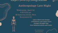 Anthropology Late Night