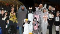 Halloween Parade & Family Dance Party