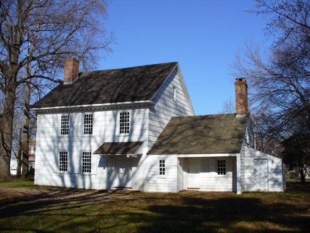 Monmouth County Historical Association's Covenhoven House served as British General Clinton's Headquarters prior to the Battle of Monmouth.